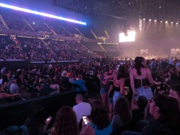 Nassau Veterans Memorial Coliseum, section: 5, row: 3, seat: 5