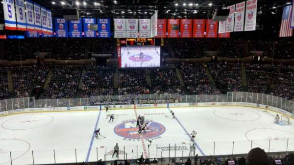 Nassau Veterans Memorial Coliseum, section: 203, row: 9, seat: 15