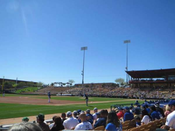 Camelback Ranch, section: 26, row: 6, seat: 2