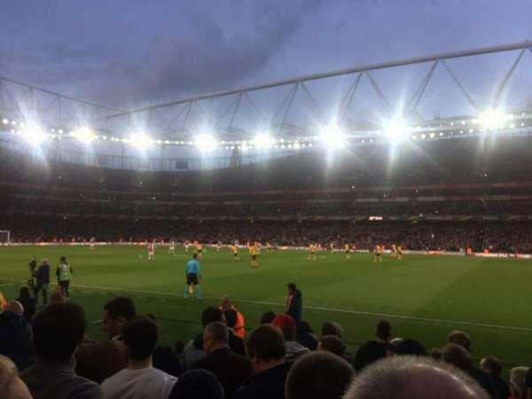 Emirates Stadium, section: 31, row: 8, seat: 964