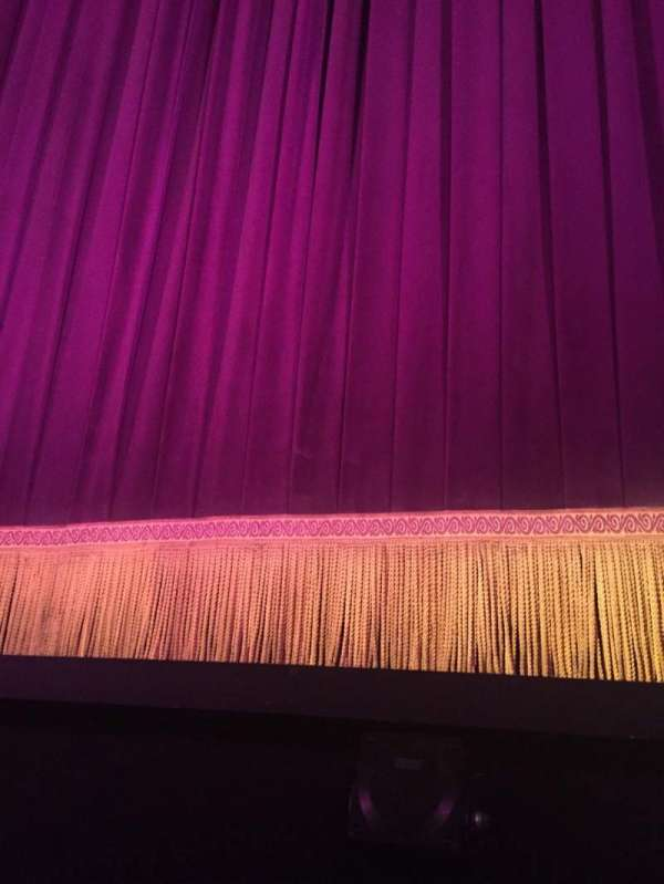 Lyceum Theatre (Broadway), section: Orchestra C, row: AA, seat: 103