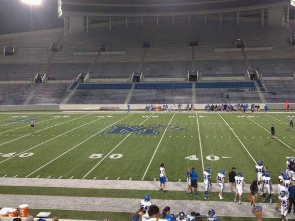 Liberty Bowl Memorial Stadium, section: 104, row: 20, seat: 1