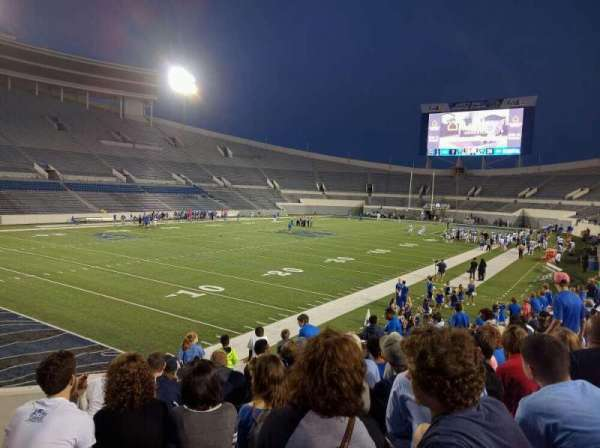 Liberty Bowl Memorial Stadium, section: 111, row: 50, seat: 10