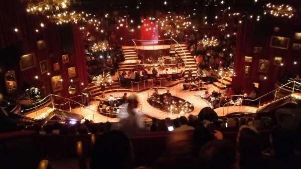 Imperial Theatre, section: Rear Mezzanine 3, row: E, seat: 14