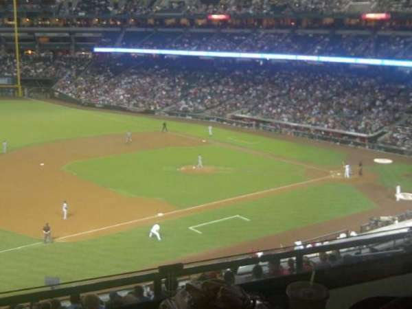 Chase Field, section: Audi Club