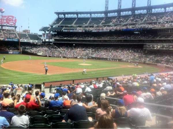 Citi Field, section: 125, row: 23, seat: 8