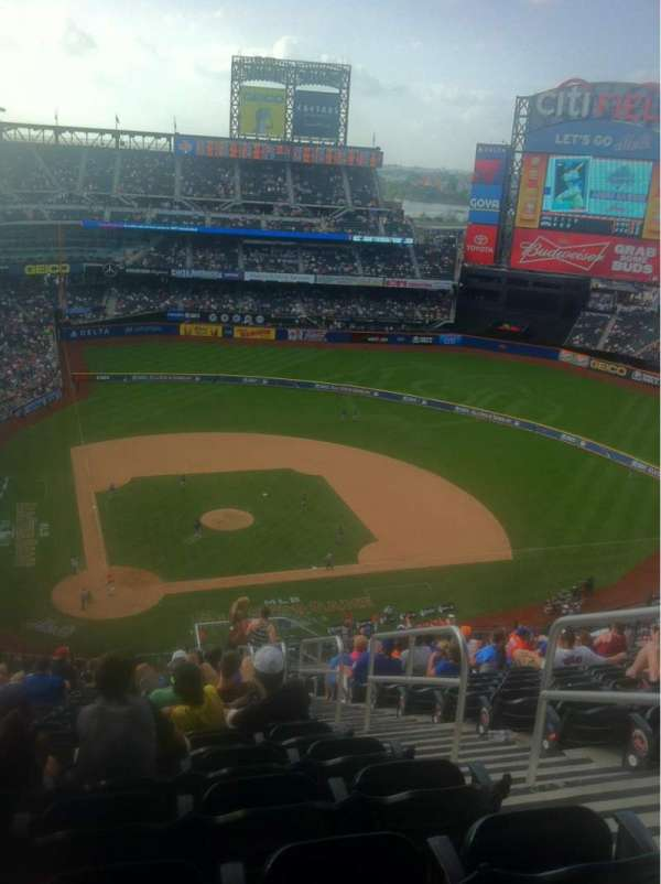 Citi Field, section: 510, row: 17, seat: 21