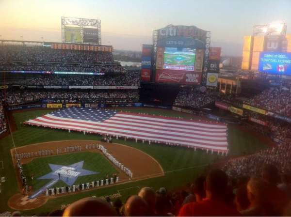 Citi Field, section: 510, row: 17, seat: 22
