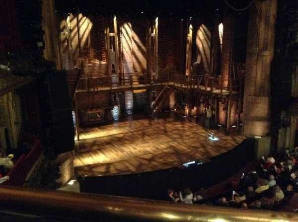 CIBC Theatre, section: Mezzanine L, row: A, seat: 5