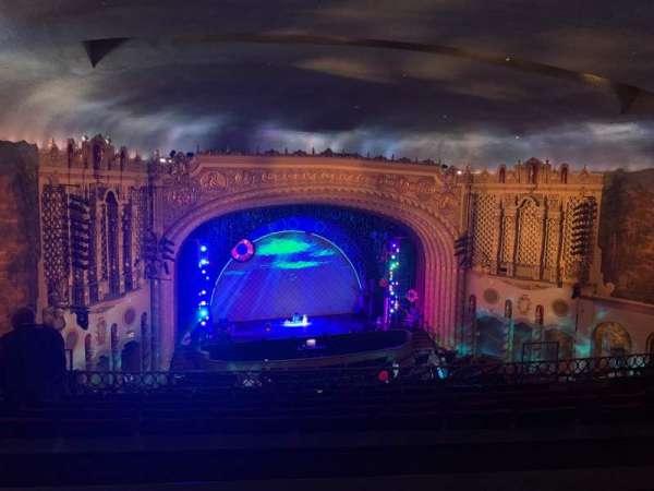 Orpheum Theatre (Phoenix), section: Balcony C, row: 7, seat: 12