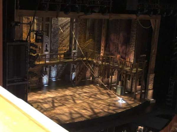 Au-Rene Theatre at the Broward Center, section: Mezzanine Box B, seat: 1-5
