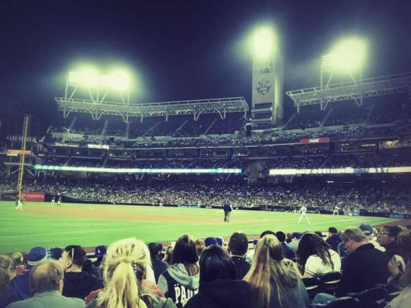 PETCO Park, section: 116, row: 9, seat: 14