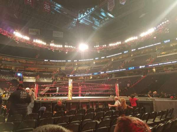 Capital One Arena, section: FL6, row: F, seat: 1-2