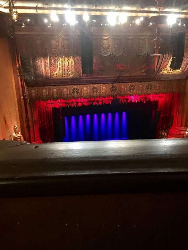 Beacon Theatre, section: Upper Balcony 1, row: J, seat: 17