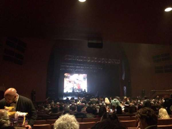 Teatro Gran Rex, section: Platea, row: 26, seat: I25