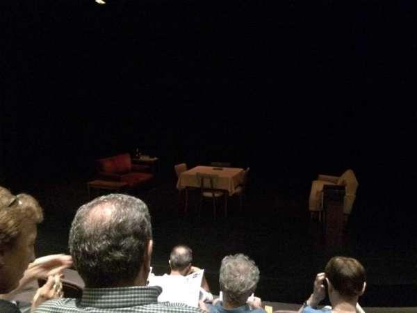 Teatro Picadero, section: Main, row: 4, seat: 17