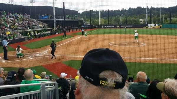 Jane Sanders Stadium, section: 3, row: 7, seat: 6