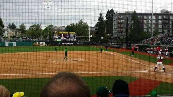 Jane Sanders Stadium, section: 7, row: 7