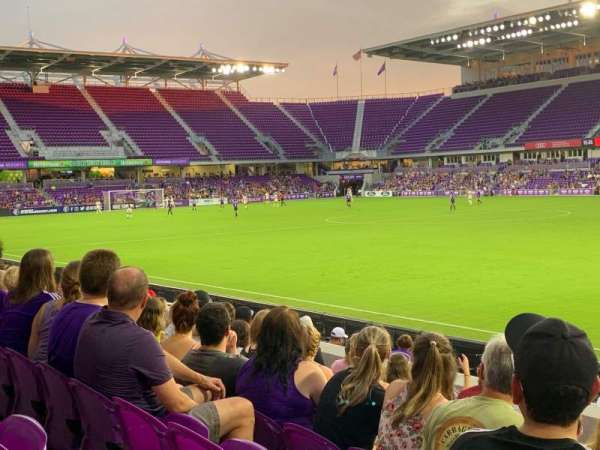 Exploria Stadium, section: 31, row: K, seat: 2