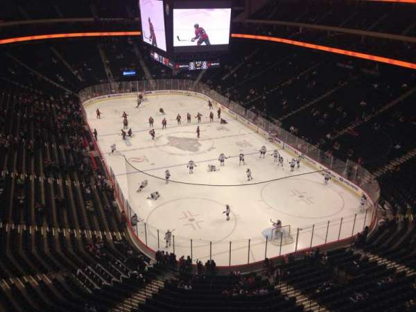 Xcel Energy Center, section: 214, row: 1, seat: 1