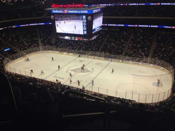 Xcel Energy Center, section: 216, row: 8, seat: 23