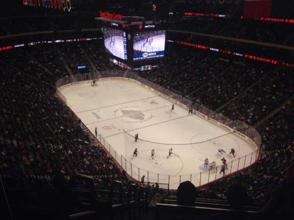 Xcel Energy Center, section: 214, row: 7, seat: 18