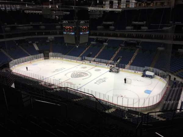Target Center, section: 207, row: M, seat: 1