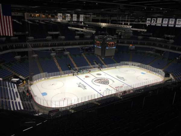 Target Center, section: 215, row: X, seat: 12