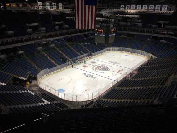 Target Center, section: 217, row: W, seat: 13