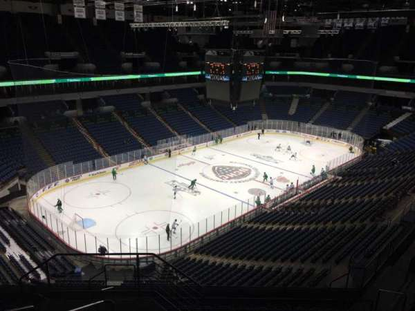 Target Center, section: 236, row: M, seat: 16