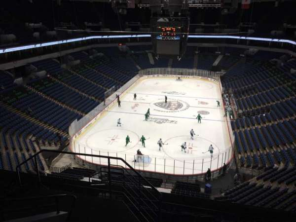Target Center, section: 240, row: K, seat: 10