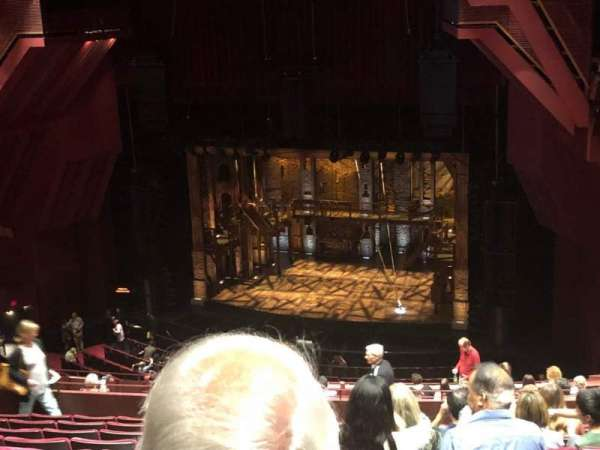 Segerstrom Hall, section: Loge, row: T, seat: 114