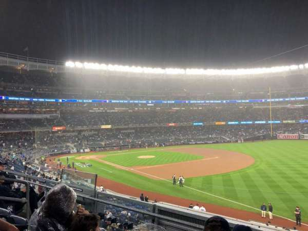 Yankee Stadium, section: 210, row: 13, seat: 11