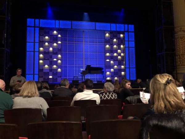 Academy of Music, section: Parquet Left, row: C, seat: 112