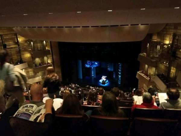 The Buell Theatre, section: Balcony-B, row: L, seat: 306