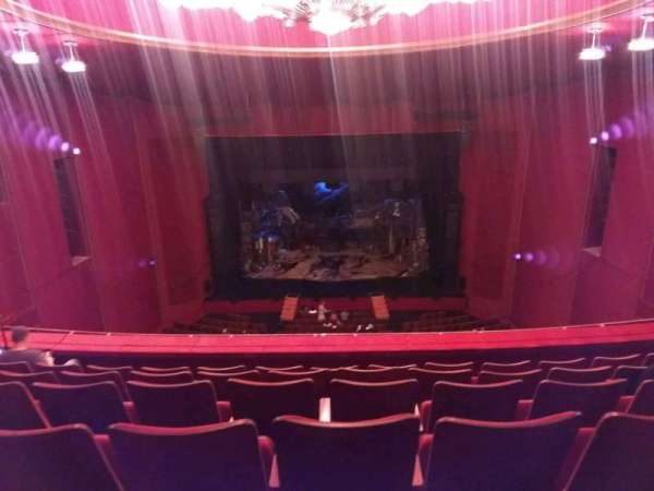 The Kennedy Center Opera House, section: Tier 2 C, row: F, seat: 209