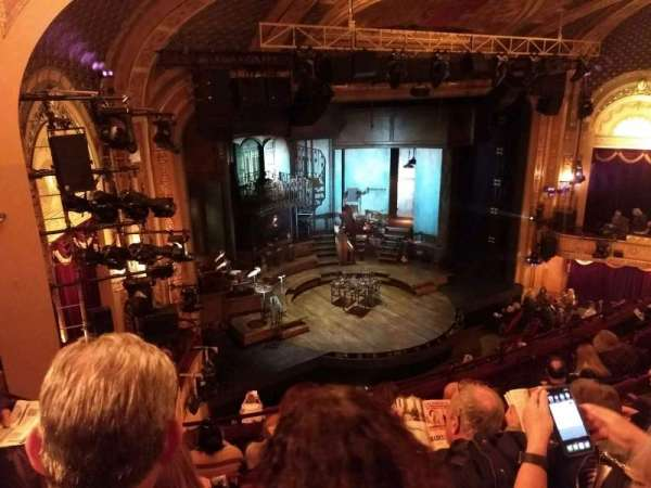 Walter Kerr Theatre, section: Mezzanine L, row: H, seat: 25