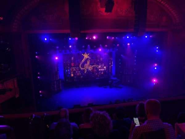 Booth Theatre, section: Mezzanine C, row: D, seat: 101