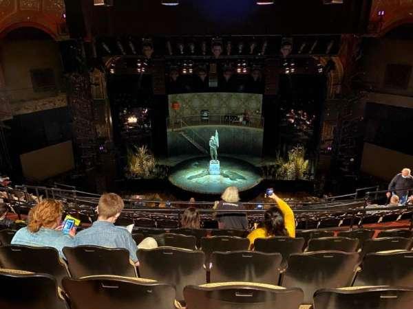 Studio 54, section: Rear Mezzanine C, row: KK, seat: 206