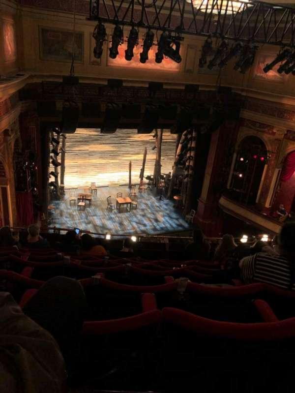 Phoenix Theatre, section: Grand  Circle, row: H, seat: 27