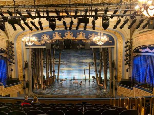 Gerald Schoenfeld Theatre, section: Mezzanine C, row: K, seat: 110