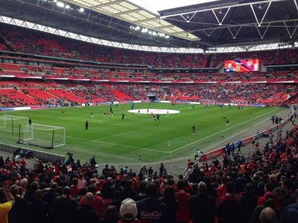 Wembley Stadium, section: 129, row: 31, seat: 201
