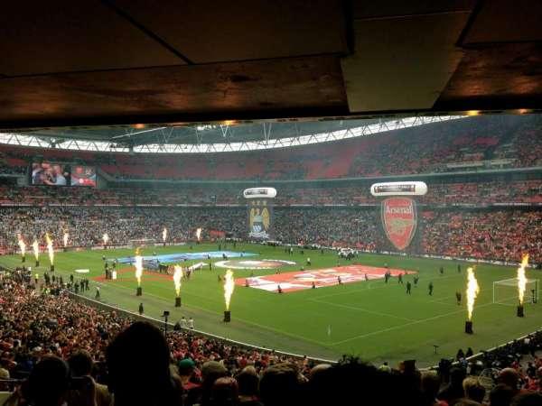 Wembley Stadium, section: 139, row: 43, seat: 148