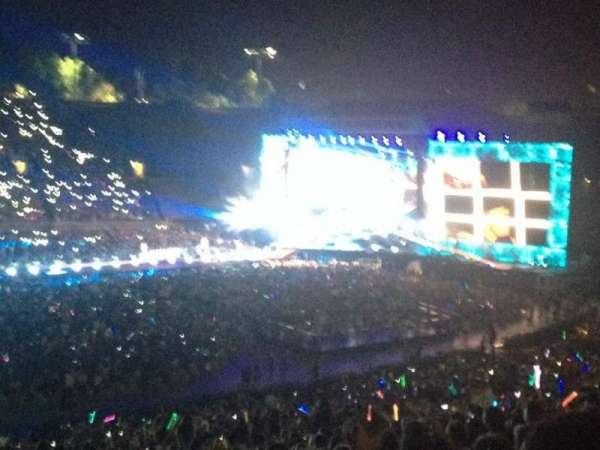 Rose Bowl, section: 17-L, row: 55, seat: 1