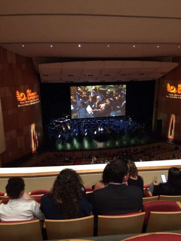 Phoenix Symphony Hall, section: 10, row: 5, seat: 49