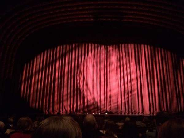 Orpheum Theatre (Phoenix), section: A, row: 11, seat: 13