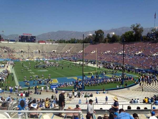 Rose Bowl, section: 24-l