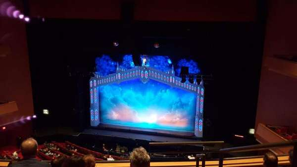 Durham Performing Arts Center, section: Balcony 9, row: E, seat: 101
