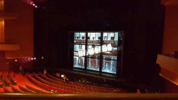 Durham Performing Arts Center, section: 7, row: A, seat: 210