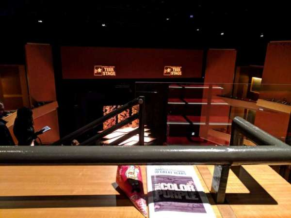 Durham Performing Arts Center, section: Balcony 8, row: K , seat: 301